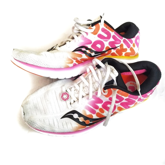 Saucony Other - Men's Dunkin' Donuts Saucony Boston Marathon Shoes